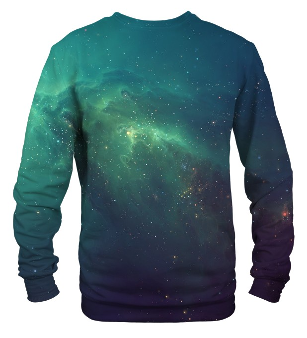 Blue Nebula sweater Miniature 2