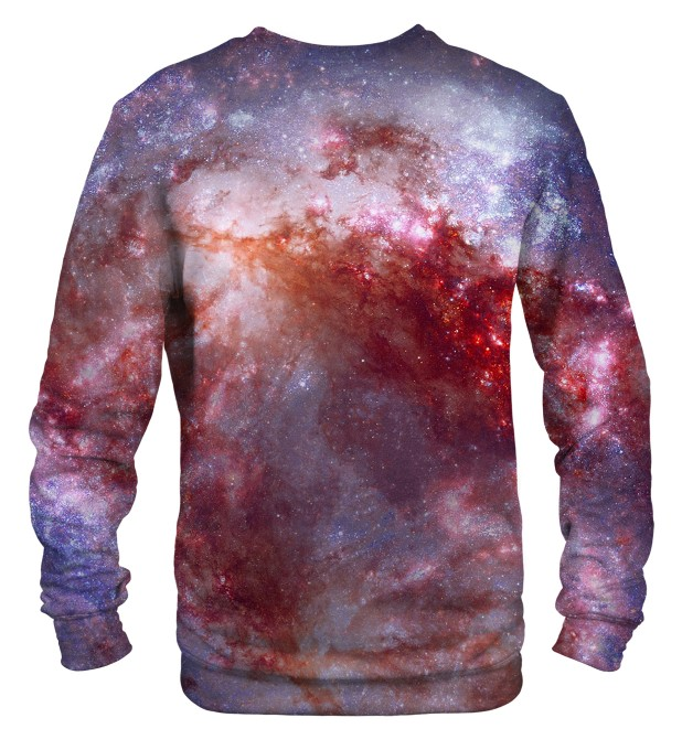 Red Nebula sweater Thumbnail 2
