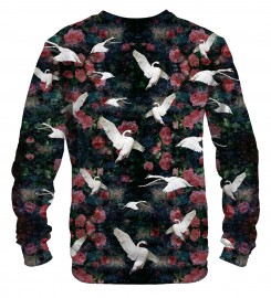 Mr. Gugu & Miss Go, Swans sweater Thumbnail $i