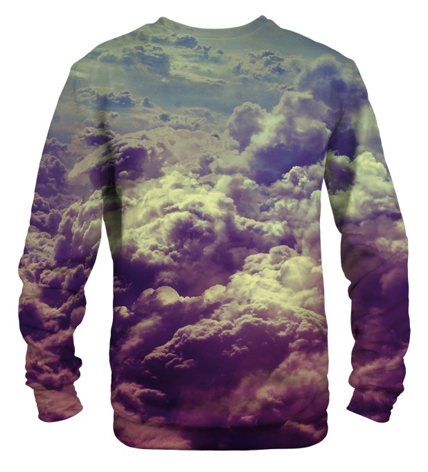Clouds sweatshirt Miniaturbild 2