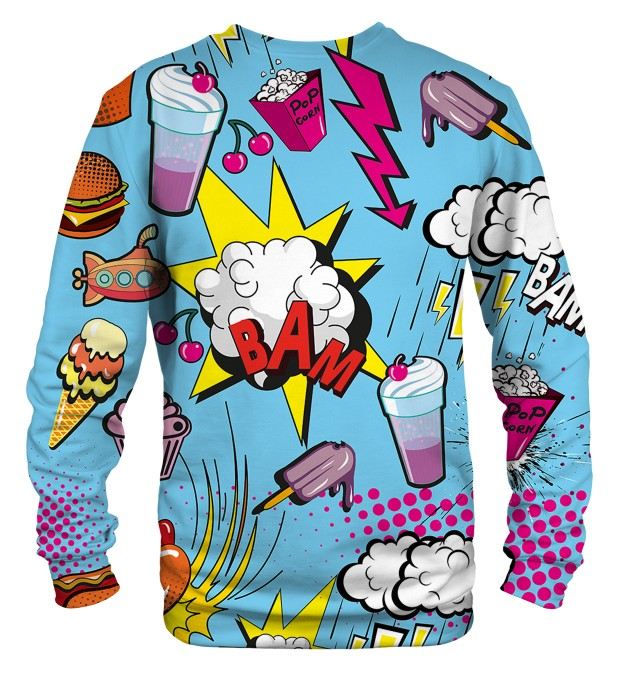 Comics sweater Thumbnail 2