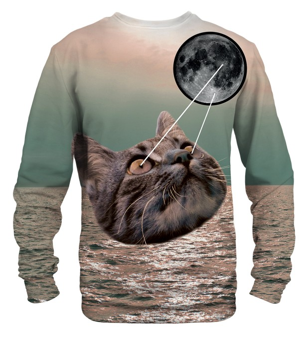 Laser Cat sweater Miniatura 2