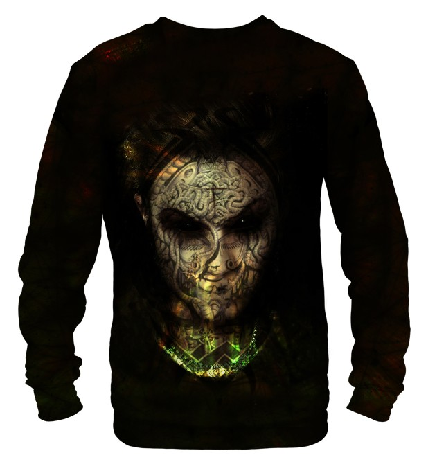 Darkness sweater Thumbnail 2