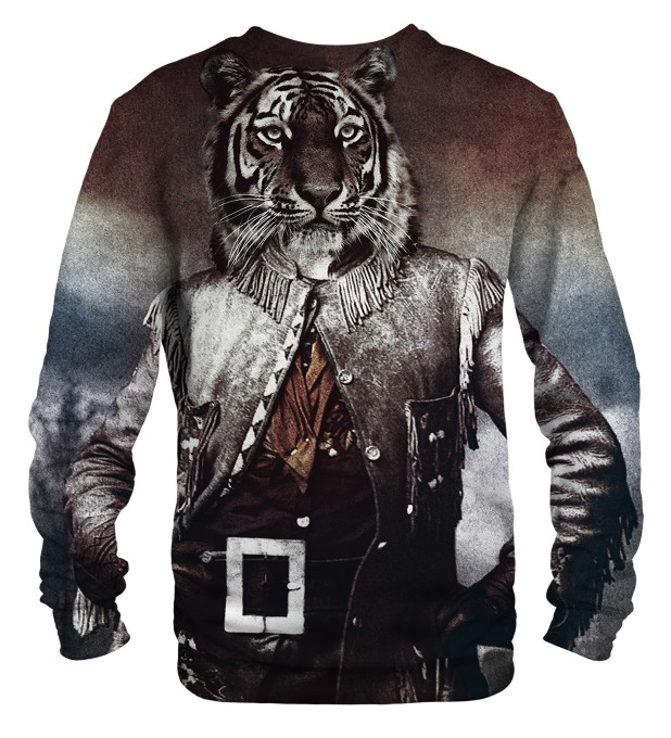 Colonel tiger sweater Miniatura 2