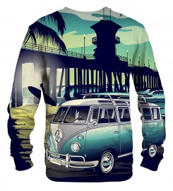 Mr. Gugu & Miss Go, California life sweater Miniature $i
