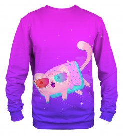 Mr. Gugu & Miss Go, Flying cat sweater Thumbnail $i