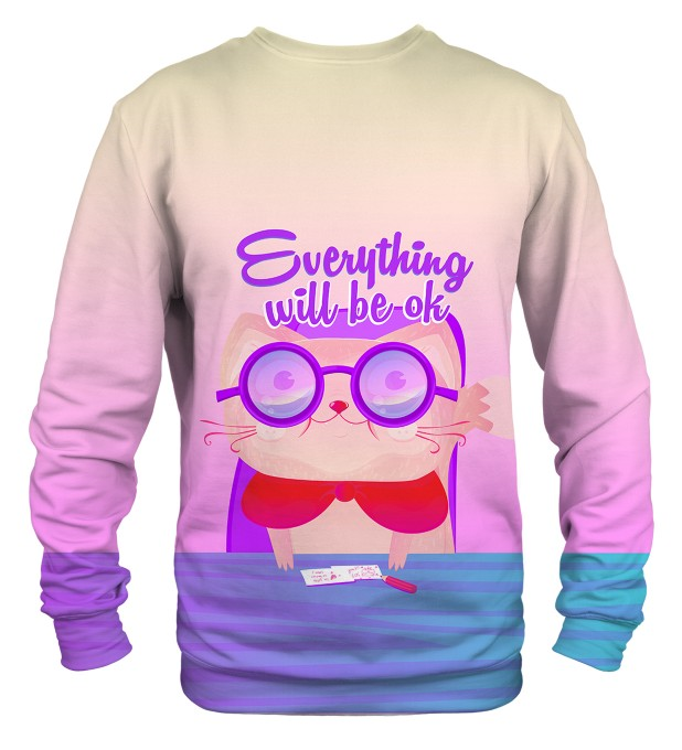 Everything will be ok sweater Thumbnail 2