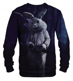 Mr. Gugu & Miss Go, Rabbit Man sweater Thumbnail $i