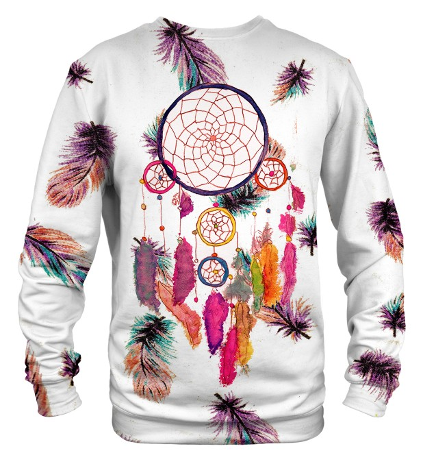 Feathers dreamcatcher sweater Thumbnail 2