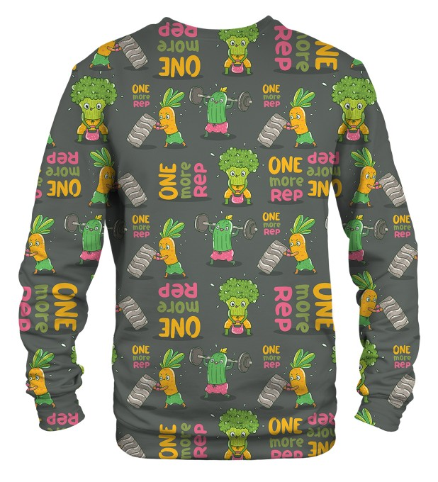 Vegetables Power sweater Miniature 2