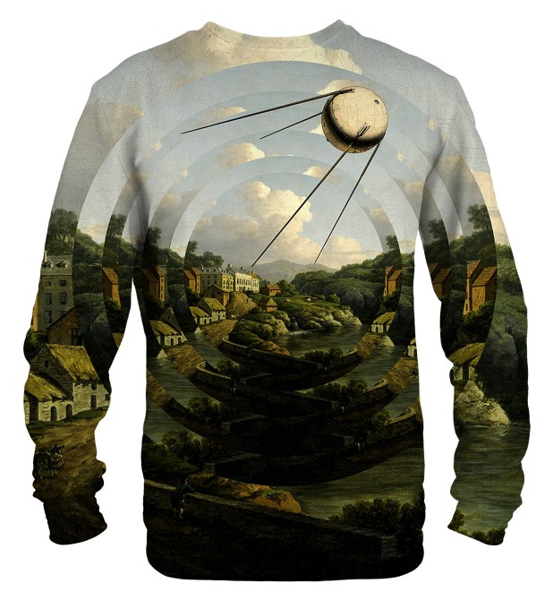 Sputnik City sweater Thumbnail 2