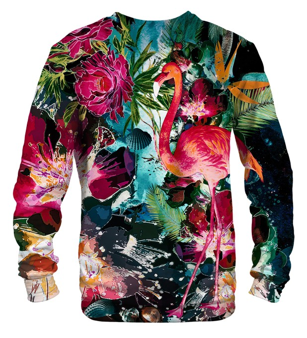 Colorful Flamingo sweater Thumbnail 2