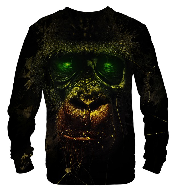 Dark Chimpanzee sweater Thumbnail 2