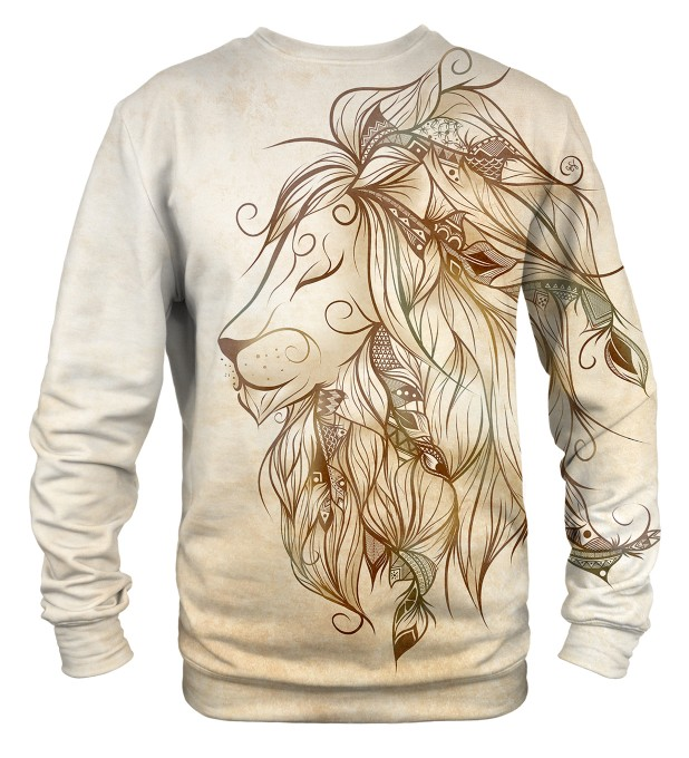 Golden Lion sweater Thumbnail 2