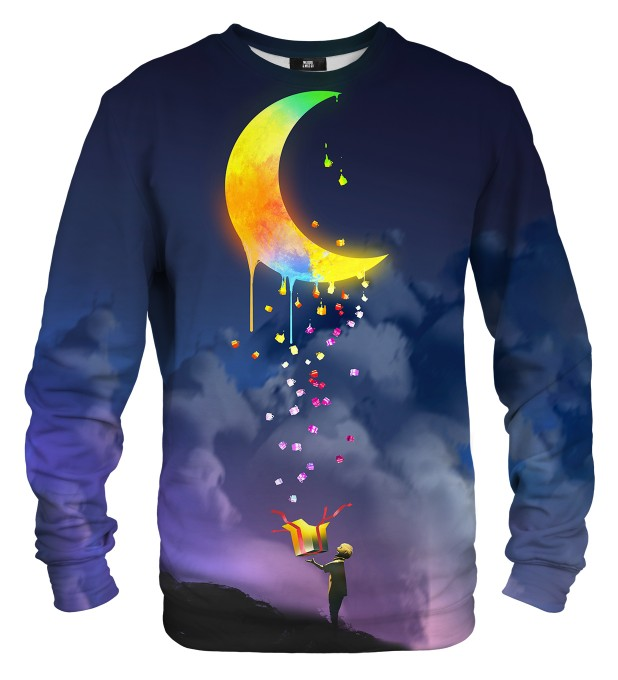 Gifts from the Moon sweatshirt Miniaturbild 1