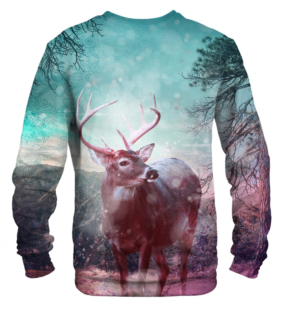 Mr. Gugu & Miss Go, Hipster Deer sweater Image $i