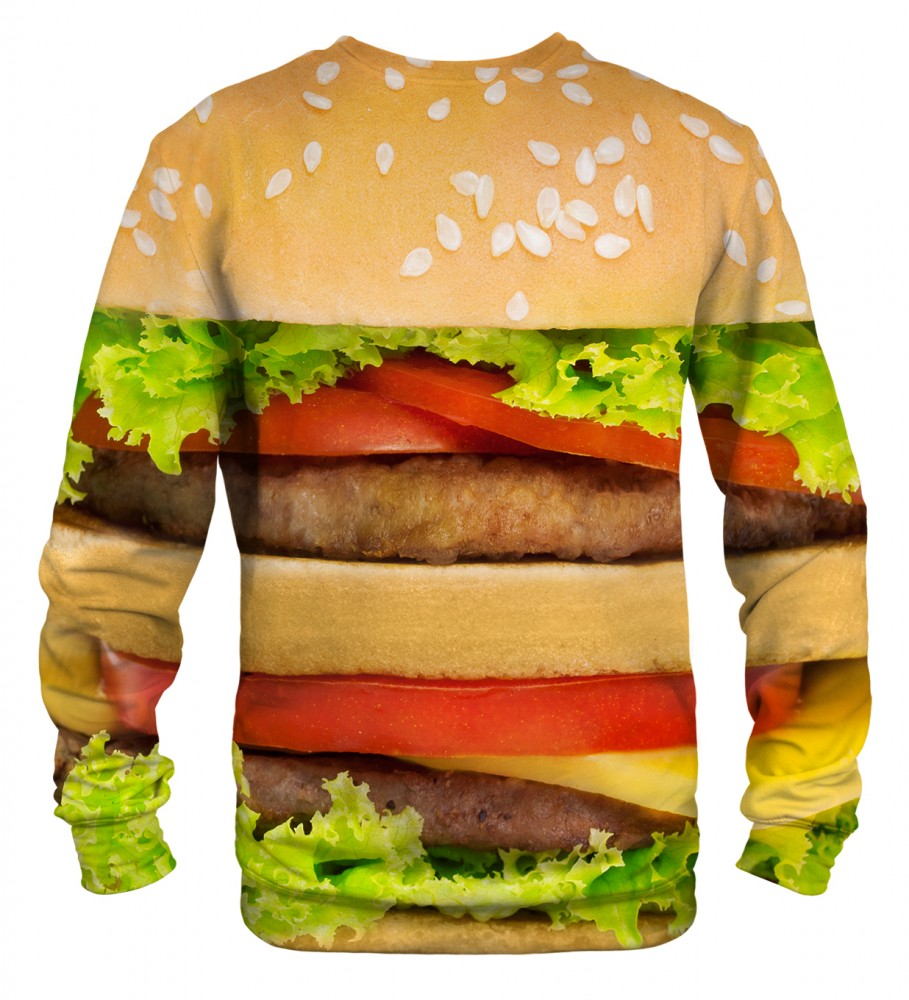 Mr. Gugu & Miss Go, Hamburger sweater Фотография $i