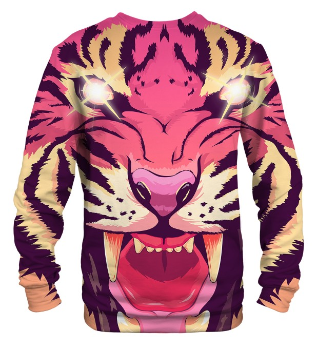 Comic tiger sweater Miniature 2