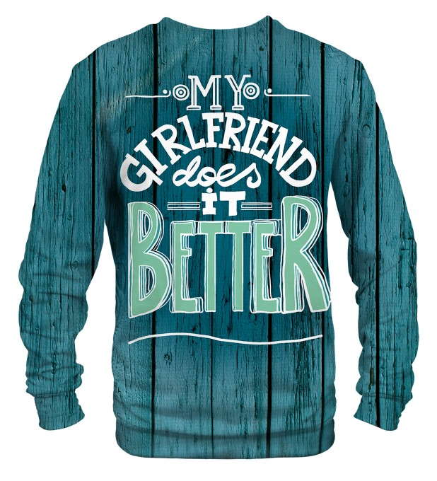 My Girlfriend sweater Thumbnail 2