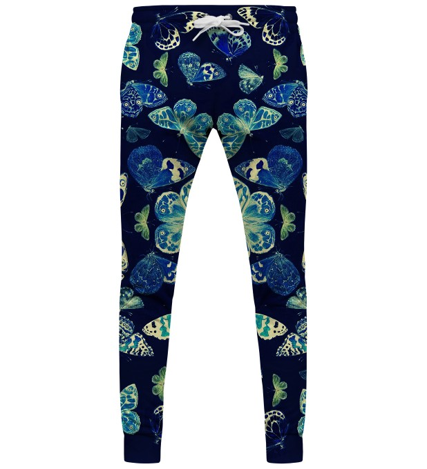 Butterflies womens sweatpants Thumbnail 1