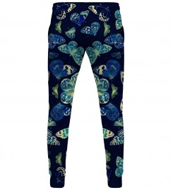 Mr. Gugu & Miss Go, Butterflies sweatpants аватар $i