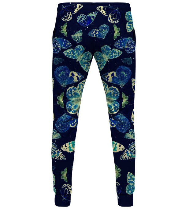 Butterflies womens sweatpants Thumbnail 2