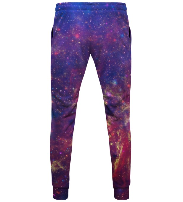 Purple nebula pantalons Miniature 2