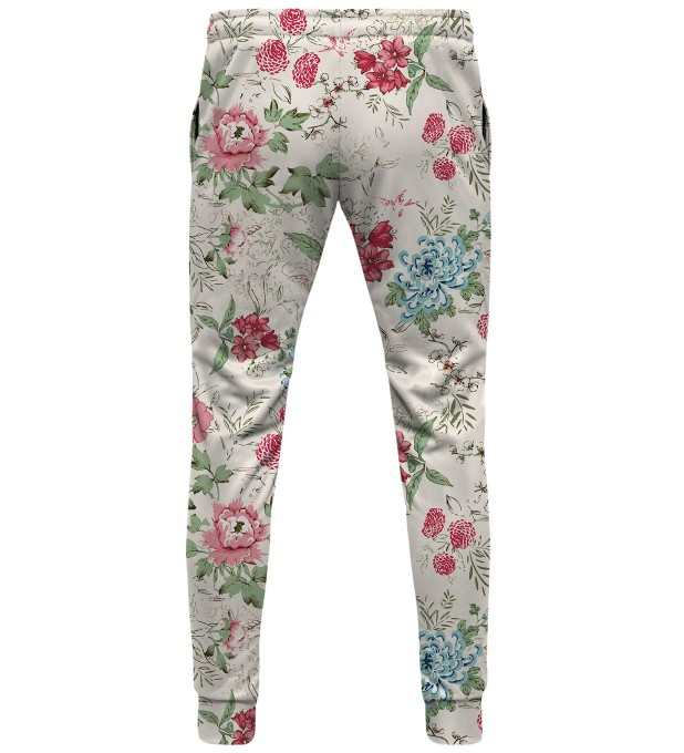 Flowers Sketch womens sweatpants аватар 2