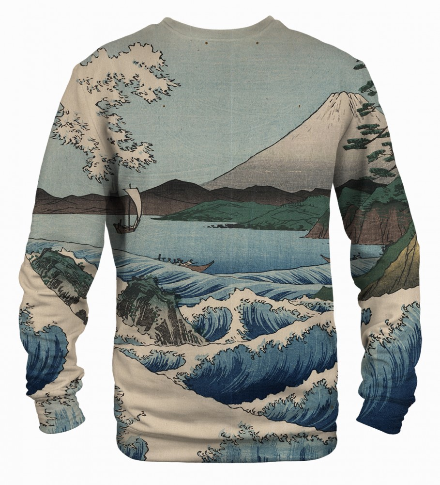 Mr. Gugu & Miss Go, The Sea of Satta sweater Image $i