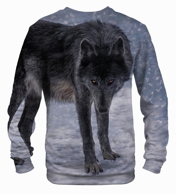 Black Wolf sweater Miniatura 2