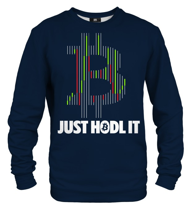 Just Hodl It sweater Miniature 1