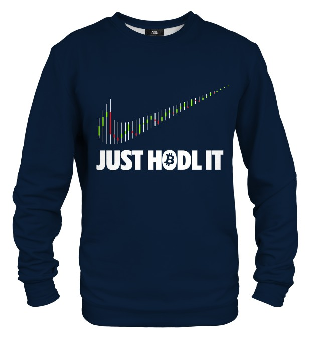 Do it and Hodl it sweater Miniature 1