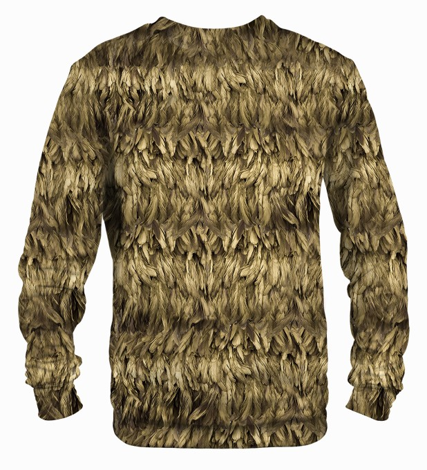 Gold Feather sweater Thumbnail 2