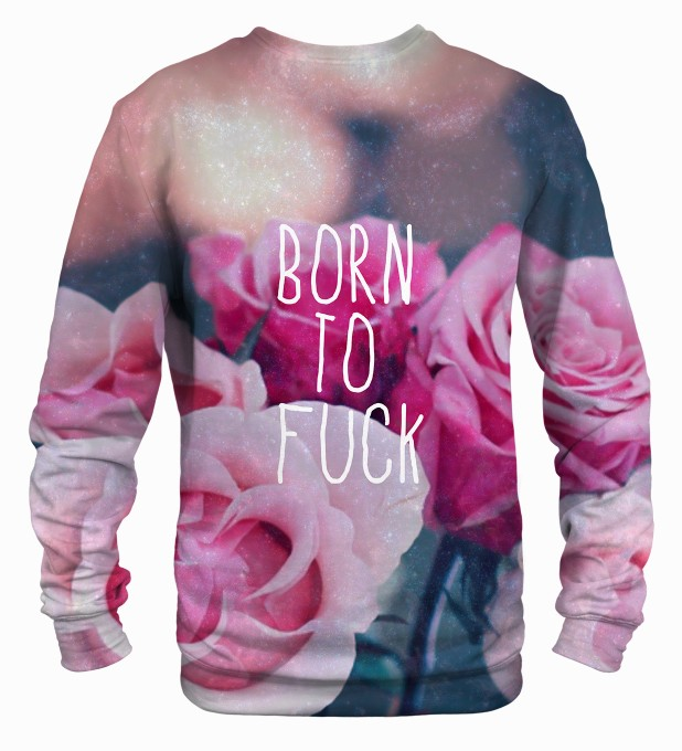 Born To Fuck In Color sweater Miniature 2