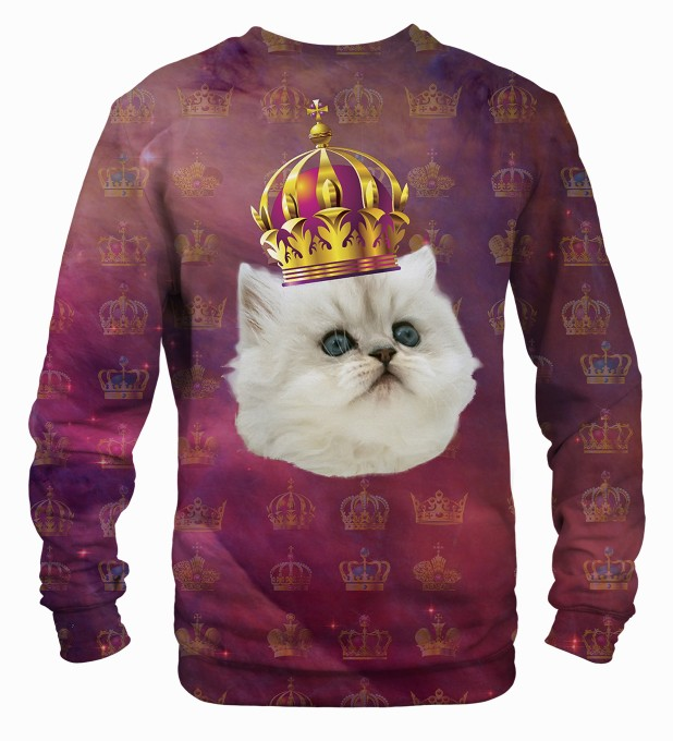 King Cat sweater Thumbnail 2