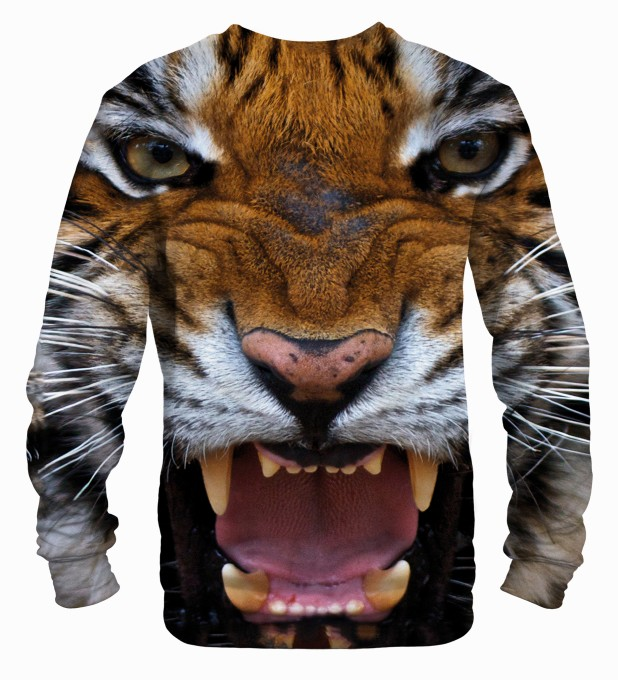 Tiger1 sweater Thumbnail 2