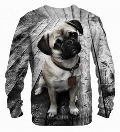 Mr. Gugu & Miss Go, Pug sweater Thumbnail $i