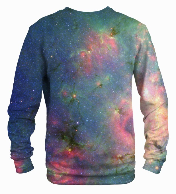 Green Nebula sweater Thumbnail 2