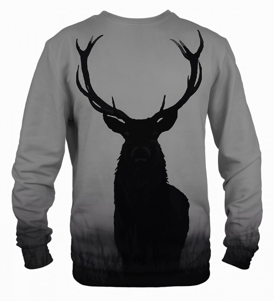 Mr. Gugu & Miss Go, Wild deer sweater Image $i