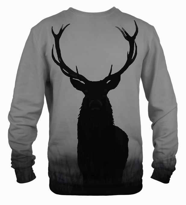 Wild deer sweater Thumbnail 2