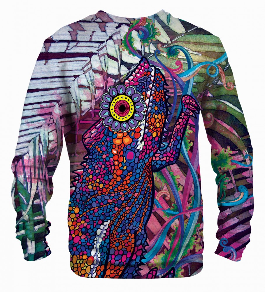 Mr. Gugu & Miss Go, Chameleon sweater Image $i