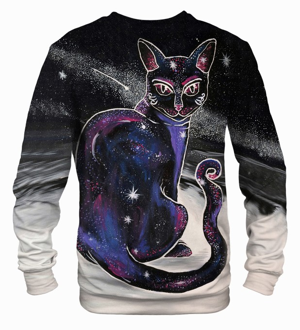 Galactic Cat sweater аватар 2
