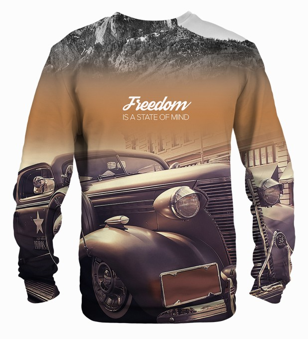 Freedom Ride sweater Thumbnail 2