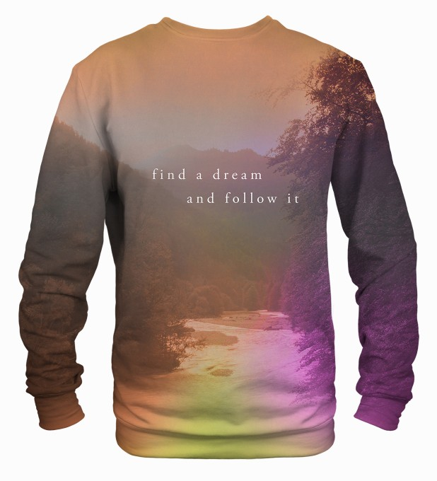 Follow the Dream sweater Thumbnail 2