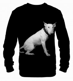 Mr. Gugu & Miss Go, Bullterrier sweater Miniature $i