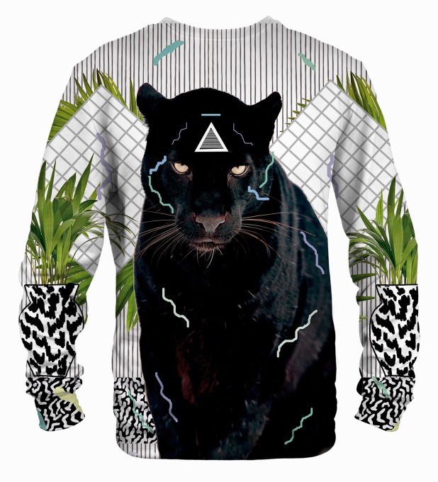 Black panther sweater Thumbnail 2