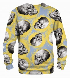 Mr. Gugu & Miss Go, Sketch Skull sweater Thumbnail $i