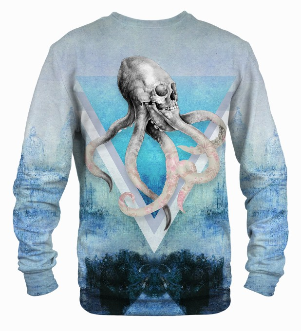 Octopus 2 sweater Thumbnail 2