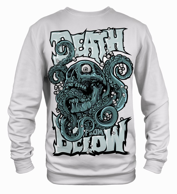 Dead from Below sweater Miniature 2