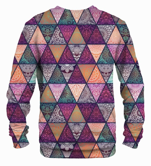 Triangles sweater Miniature 2